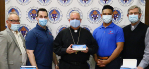 Stronghold Provides 250,000 Face Masks to Archdiocese of Philadelphia